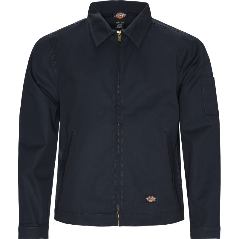 dickies Dickies und eisenhower jacket dark navy fra quint.dk
